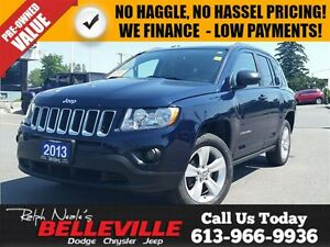 2013 Jeep Compass North 4x4 - Bucket Seats - Power Group