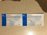 2 x Thom Yorke Tickets Edinburgh, 7th June