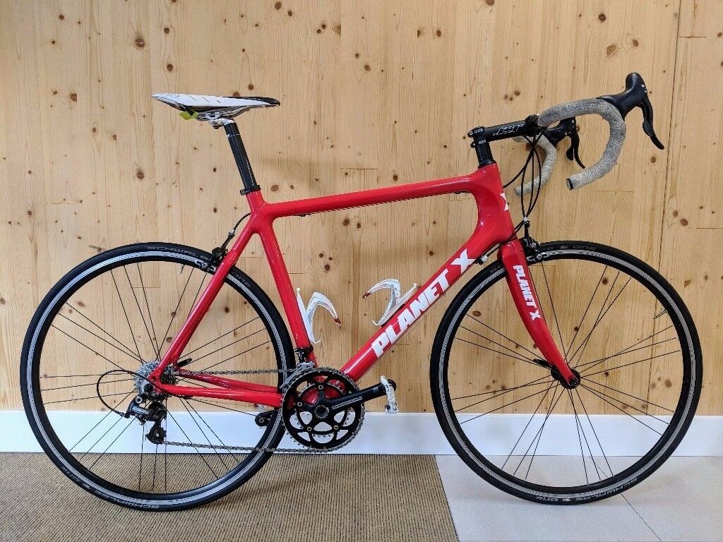 Planet X Pro Carbon Road Bike In London Gumtree