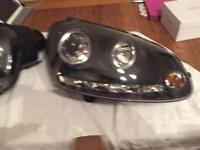 Headlights for VW Golf Mark V