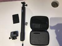 GoPro HERO6 Black Action Camera + El Grande (38in Extension Pole) + 64GB Memory Card + All Boxed