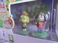 ANIMAL CROSSING AMIIBO FESTIVAL LIMITED BOX SET NEW / PAY PAL / FREE POSTAGE.