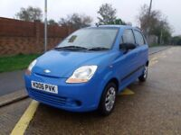 CHEVROLET MATIZ, ONLY 60,000 MILES VERY GOOD CONDITION