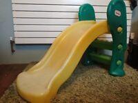 Little Tikes Foldable Toddler Slide
