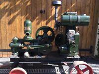 Lister Pumping Set
