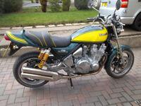 Kawasaki 1100 Zephyr 1992