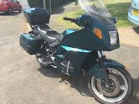 top tourer. Lt version, heated grips, power screen, abs. Lovely condition.