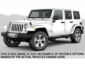 2017 Jeep WRANGLER UNLIMITED New Car Sahara|4x4|LightingPkg|Nav|