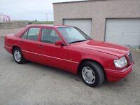 Mercedes E280 auto. classic