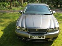 2008 JAGUAR X-TYPE SE AUTO LOW MILES FSH LONG MOT £3695 P/X AVAILABLE for sale  Norwich, Norfolk