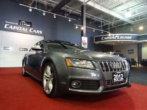 2012 Audi S5 SOLD!! 4.2L QUATTRO / 6 SPEED / NAVIGATION