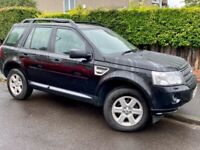 Land Rover, FREELANDER, Estate, 2011, Manual, 2179 (cc), 5 doors