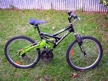 Kids Mountain Bike – Dual Suspension Berri Berri Area Preview