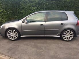 Volkswagen Golf 3.2 V6 R32 DSG 4Motion 5dr
