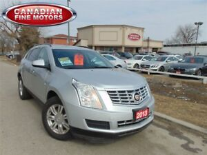 2013 Cadillac SRX CAM-LEATHER-ONE OWNER