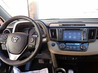 OEM FIT INDASH NAVIGATION GPS CAR DVD CAMERA NEW TOYOTA RAV4