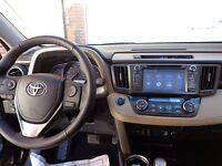 OEM FIT INDASH NAVIGATION GPS CAR DVD CAMERA NEW TOYOTA RAV4