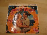 3 ORIGINAL SOUNDTRACK VINYL/SOUTH PACIFIC/SOUND OF MUSIC/WEST SIDE STORY