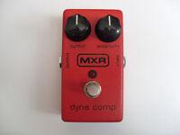 mxr dyna comp. compressor pedal