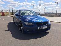 BMW 320d M Sport coupe e92 335d exhaust lci mot m3 seats 325 330 e93 high spec mint condition