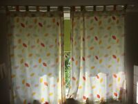 Baby nursery/ child curtains from mamas and papas