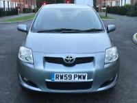 AUTOMATIC TOYOTA AURIS TR S-A 1.6 PETROL 5 DOOR HATCHBACK