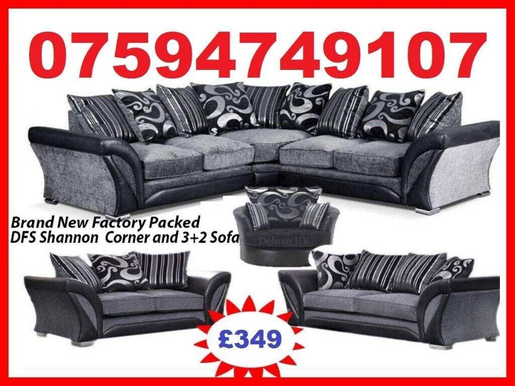 check out d44b7 3bdcd DFS CORNER SOFA OR 3+2 SOFA SET | in Bingley, West Yorkshire | Gumtree
