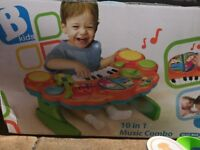 Preschool musical toy piano great condition