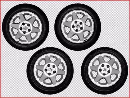 Holden Astra TS 1998 - 2005 5 Stud Genuine Factory 15' Mag Wheels