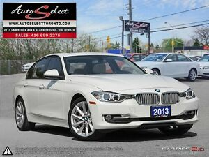 2013 BMW 320i xDrive AWD ONLY 53K! **LIGHTING PKG** MODERN PKG