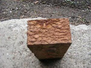 Brand new red rustic bricks