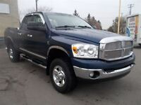 2007 Dodge Ram 3500 SLT CREW CAB SHORT BOX CUMMINS DSL 4X4 MINT!