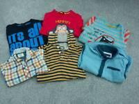 Boys bundle of tops age 3-4