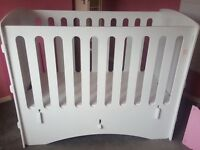 Mother care teddy bear cot
