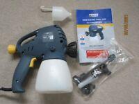 Powercraft electric paint spray gun