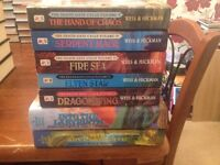 Margaret Weis and Tracy Hickman Collection of Paperbacks