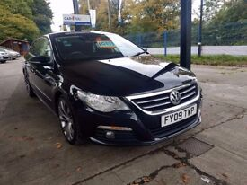 Volkswagen CC 2.0 TDI CR GT 4dr, Hydraulic susspension, Screen, Sports seats, PERFECT CONDITION