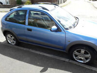 Rover Streetwise 1.4 2003 in Metallic Blue