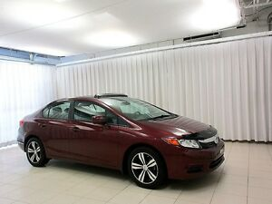 2012 Honda Civic TOURING SEDAN
