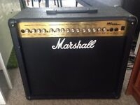 Marshall MG 100 DFX Guitar Amplifier Amp - Good Condition - £60 ono