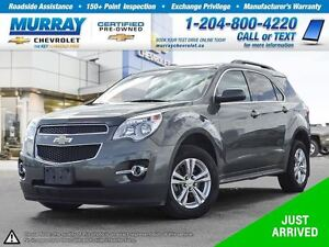 2012 Chevrolet Equinox 1LT *Heated Seats, Remote Start, Climate