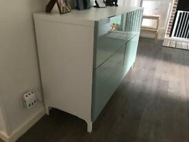 Ikea sideboard (besta draws and cupboards)