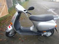 Super scooter , would suit begginer or commuter.