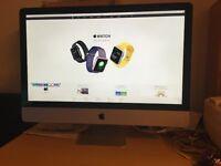 Customised iMac retina 5k Late 2015