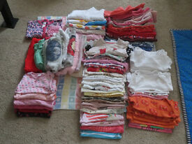 Baby girl clothes 3-6 month