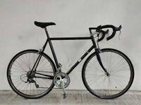SERVICED (4296) 700c 59 cm TREK 2100PRO Carbon Composite VINTAGE ROAD BIKE RACER BICYCLE Size: XL