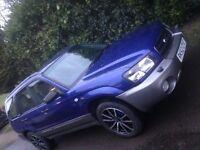 Subaru Forester X AWD Estate