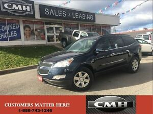 2011 Chevrolet Traverse 1LT AWD CAM P/SEAT *CERTIFIED*