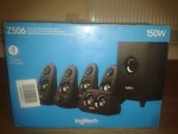 *BRAND NEW* Logitech Z506 Surround Sound Speaker System