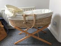 Mothercare mosses basket